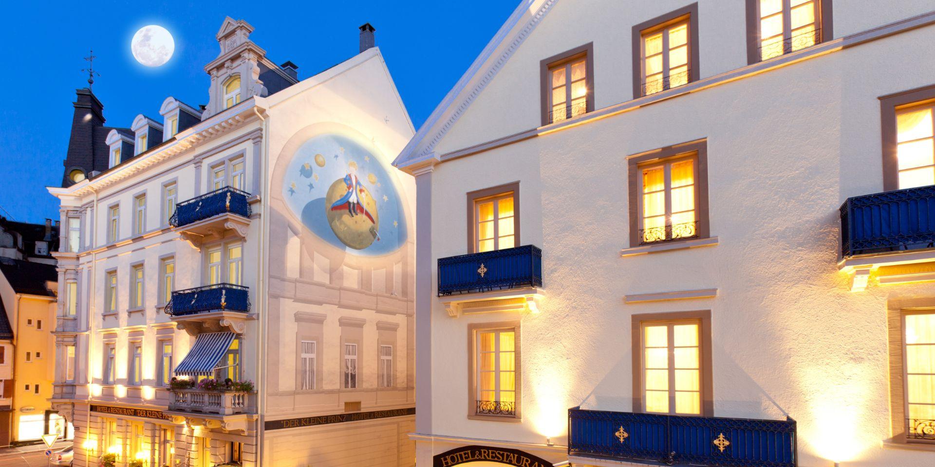 Der Hotel kleine Prinz in Baden-Baden