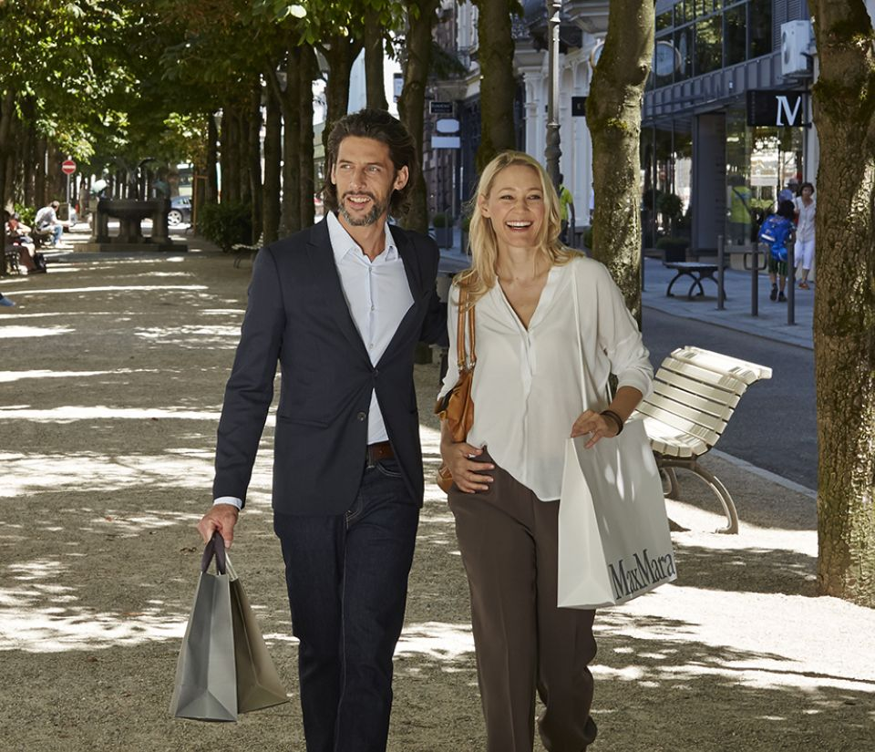 Shopping in Baden-Baden